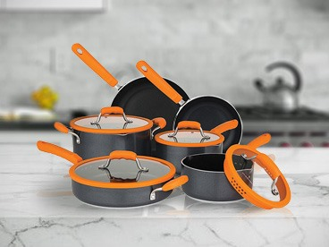 Chopped Cookware