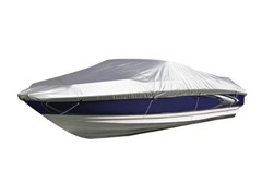 Silver-Max Trailer Boat Cover, 16'-18.5'
