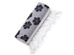 Jacquard Pestemal/Fouta Towel - 2 Colors