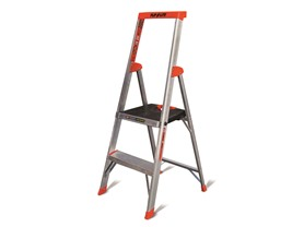 Little Giant Flip-N-Lite 4-Foot Stepladder