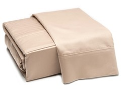 1000TC Sheet Set - Pecan - Queen