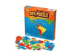 GeoPuzzle- Latin America