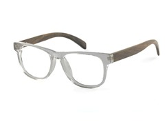 Arden Optical Frame, Walnut