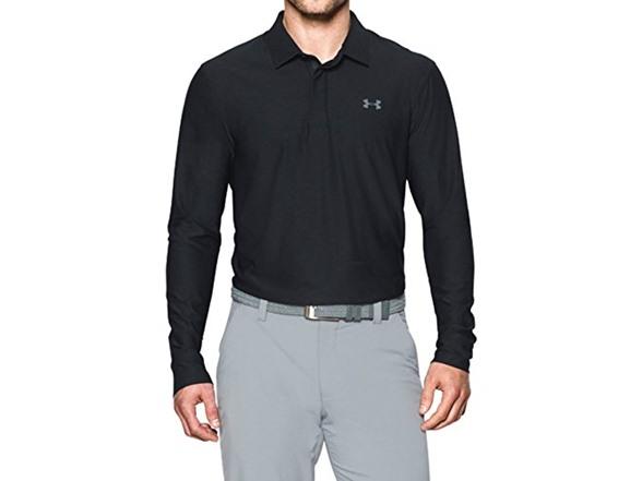1e11fa41 Under Armour Men's Playoff Long Sleeve Golf Polo