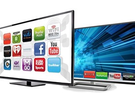 Choose Your VIZIO LED Smart TV w/ Wi-Fi