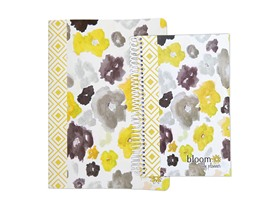 Watercolor Planner and Notebook Set