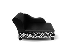Storage Pet Bed - Zebra