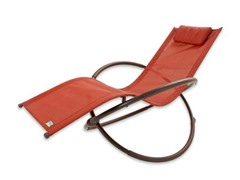Orbital Zero Gravity Lounger, Orange