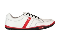 White/Black/Red (Size 6.5)
