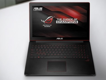 "ASUS ROG 15.6"" Ultra-HD Gaming Laptop"