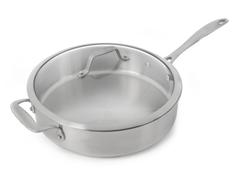 "12"" Covered Saute Pan"