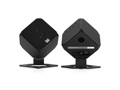Cubik HD Digital Speakers - Black