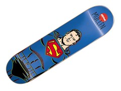 Almost Mullen Superman Mini Skateboard