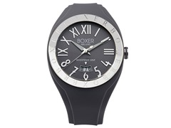 Men's BOX 40 GREY Grey Dial Watch