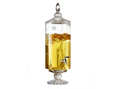 Westchester Glass Beverage Dispenser