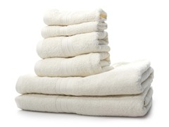 Regenerated Cotton 6 Piece Set-3 Colors