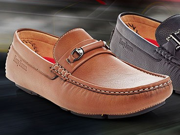 Henry Ferrera Driving Loafers