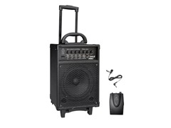 300W Wireless Portable PA