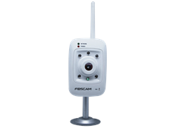 Indoor Mini Fixed Wireless IP Camera