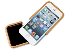 Bamboo Case for iPhone 5
