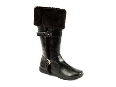 Rasolli Jane Boots, Black