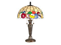 Dale Tiffany 15.75X25 Billiards Table Lamp