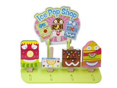 Wooden Mix & Stack Pop Shop
