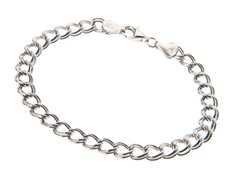 SS Charm Bracelet - 2 Sizes
