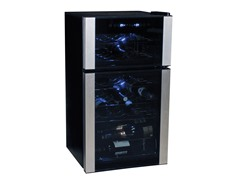 29-Bottle Dual-Zone Wine Refrigerator