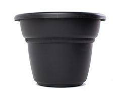 Planter, 20-Inch, Black