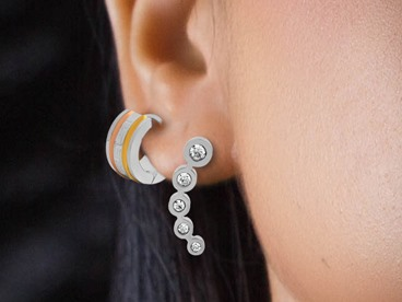 Earrings Galore