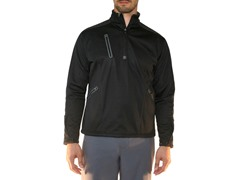 Instinct 1/4 Zip Jacket - Black