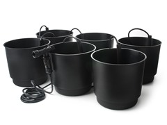Eco Growing Systems Irrigation Kit, 6-Pk