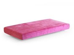 """Twin Size - Pink 7"""" Thick Memory Foam Mattress"""