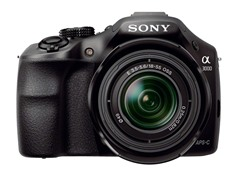 Sony 20.1MP Interchangeable Lens Digital Camera