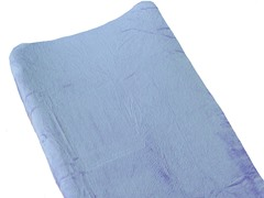 Minky Changing Pad Cover - Lavender