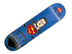 Almost Mullen Superman Skateboard