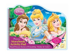 Disney Princess Storybook Activity Pad