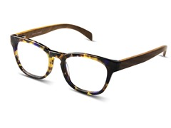 Bond Optical Frame, Olive Oak