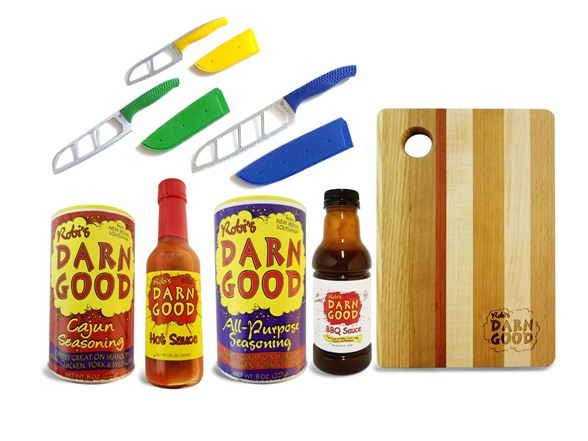 Darn Good Seasoning Bbq Cutlery 6
