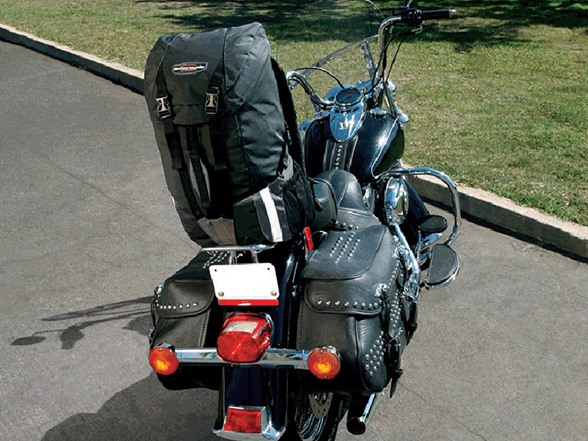 Fieldline Motorcycle Backpack - Sellout.Woot