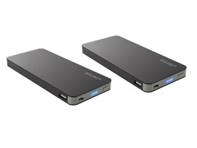 Accellorize 2 Pack 10,000mAh Power Bank
