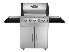 Mirage Grill, 485 in² with Side Burner