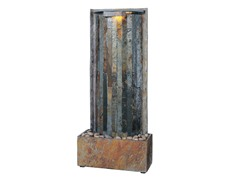 Waterwall Indoor Table/Wall Fountain