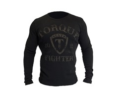 Torque Men's Fighter Thermal, Black (S)