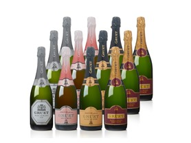Gruet Mixed Sparkling Case for Mother's Day