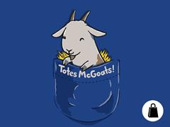Totes McGoats Tote