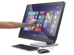 "XPS 27"" Intel i5 AIO Touch Desktop"