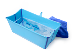 Prince Lionheart Flexi Bath - Blue