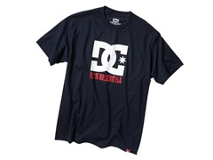 DC Men's Rob Dyrdek USA Star T-Shirt